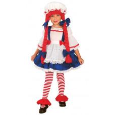 Rag Doll Girl Costume