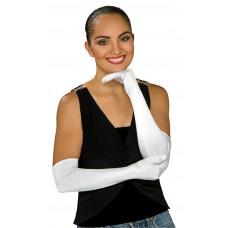 Satin Opera Gloves