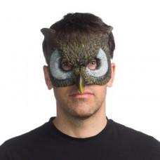 Owl Half Mask