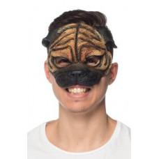 Pug Half Mask
