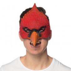 Cardinal Half Mask
