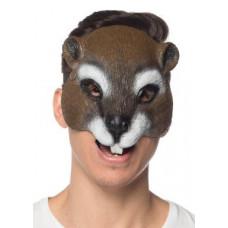 Squirrel Half Mask