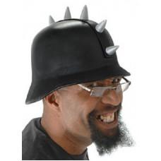Spiky Biker Helmet