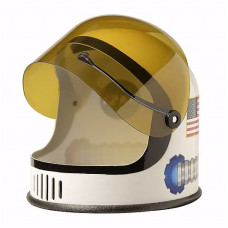 NASA Astronaut Helmet - White