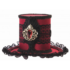 Mini Top Hat with Clips