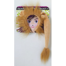 Lion Ears & Tail