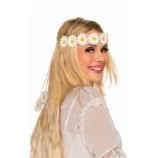 Hippie Daisy Headband