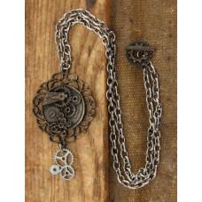 Butterfly Gear Necklace
