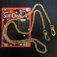Gold Suit Chain