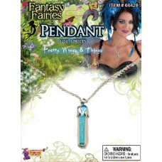 Fairy Dust Pendant Necklace