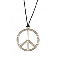 Metal Peace Pendant