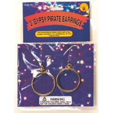 Gypsy / Pirate Earrings