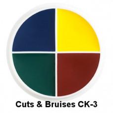 F/X Color Wheel - Cuts & Bruises