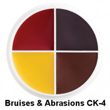 F/X Color Wheel - Bruise & Abrasions