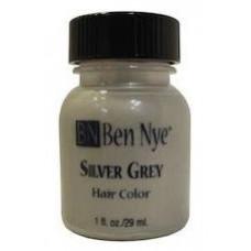 Silver Grey Hair Color