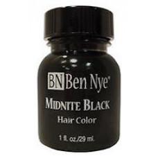 Midnite Black Hair Color