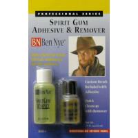Spirit Gum Adhesive & Remover