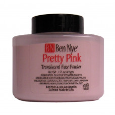 Pretty Pink Translucent Face Powder