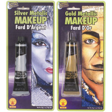 Metallic Makeup