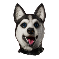 Husky Dog Mask