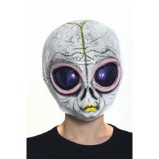 Alien Time Traveler Mask