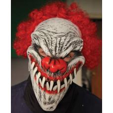 Last Laugh Evil Clown Mask
