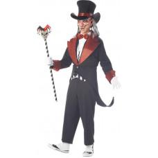 Sideshow Barker Costume