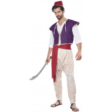 Arabian Folk Hero Costume