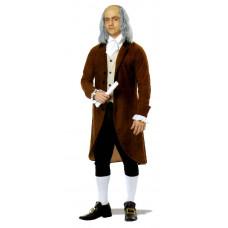 Benjamin Franklin Costume