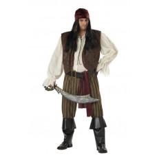 Rogue Pirate Plus Size Costume