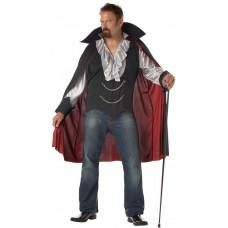 Very Cool Vampire Plus Size Costume