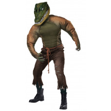 Gator Man Costume