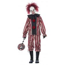 Nightmare Clown Plus Size Costume