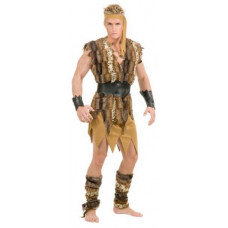 Cool Caveman Plus Size Costume