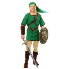 Elf Warrior Costume