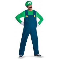 Luigi Deluxe Costume