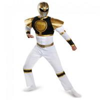 White Ranger Costume