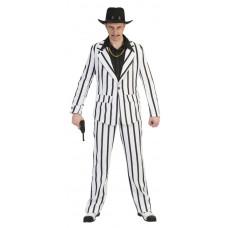 Machine Gun Pete Costume