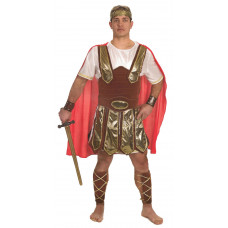 Trojan Soldier Costume