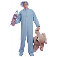 Blue Jammies Costume