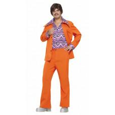 Leisure Suit - Orange