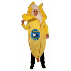 Appealing Banana Costume