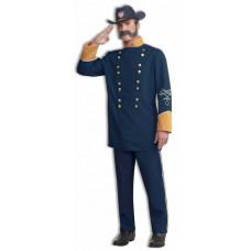 Union Officer Plus Size Costume