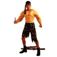 Jungle Commando Costume