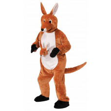 Jumpin Jenny The Kangaroo Costume