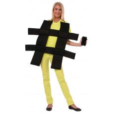 Hashtag Costume
