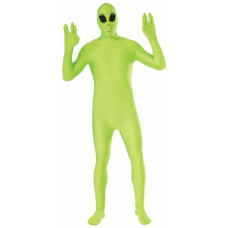 Alien Disappearing Man Suit