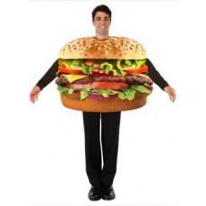Burger Costume