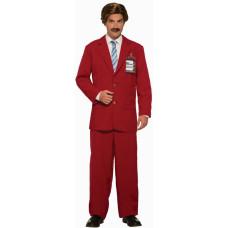 Anchorman Leisure Suit Costume