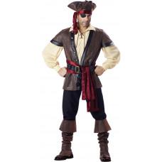 Rustic Pirate Costume